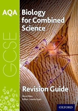 Abbildung von Miles | AQA Biology for GCSE Combined Science: Trilogy Revision Guide | 2017