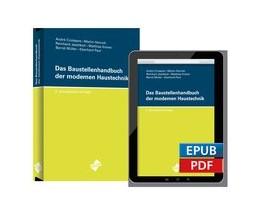 Abbildung von Kraner / Paul / Henrich   Das Baustellenhandbuch der modernen Haustechnik   2016   Kombi-Paket: Buch und E-Book (...