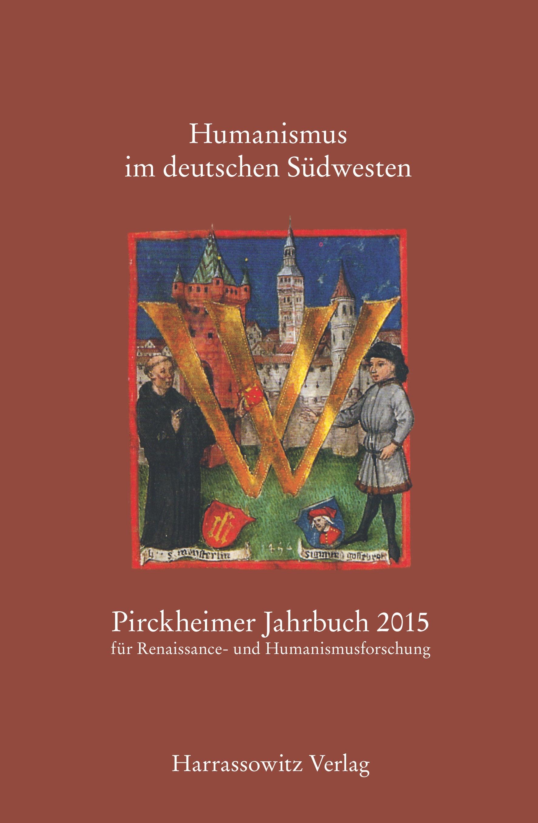 Abbildung von Litz   Pirckheimer Jahrbuch 29 (2015)   2015