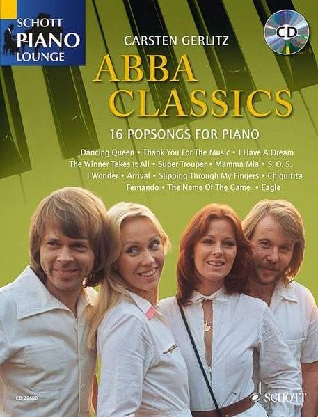 Abba Classics, 2016 (Cover)