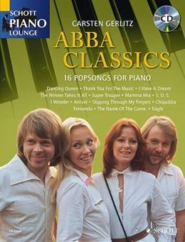 Abbildung von Abba Classics | 2016 | 16 Popsongs For Piano. Klavier...