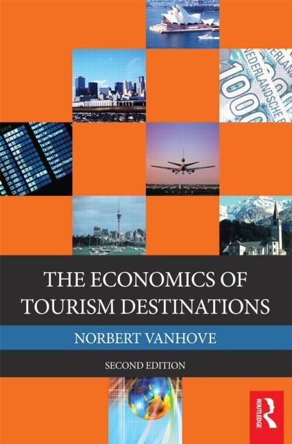 Abbildung von Vanhove | The Economics of Tourism Destinations | 2004
