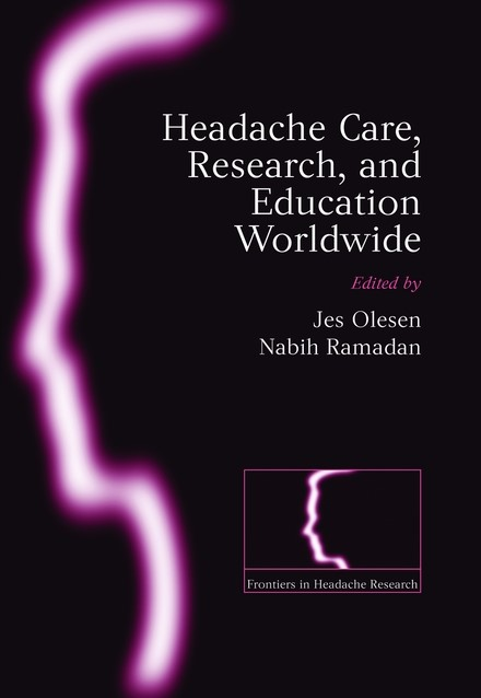 Abbildung von Olesen / Ramadan | Headache care, research and education worldwide | 2010