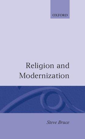 Abbildung von Bruce | Religion and Modernization | 1992