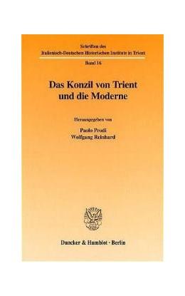 Abbildung von Prodi / Reinhard | Das Konzil von Trient und die Moderne. | 2001 | 16