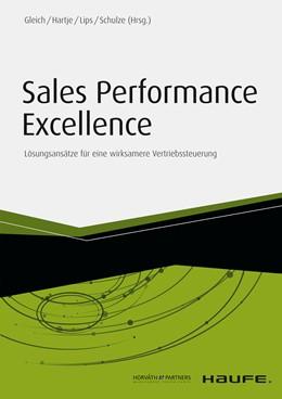 Abbildung von Gleich / Hartje / Schulze | Sales Performance Excellence | 2016