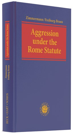 Abbildung von Zimmermann / Freiburg | Aggression under the Rome Statute | 2019
