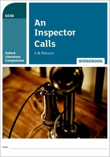 Abbildung von Carter / Buckroyd | Oxford Literature Companions: An Inspector Calls Workbook | 2017
