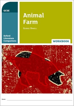 Abbildung von Backhouse / Buckroyd | Oxford Literature Companions: Animal Farm Workbook | 2017