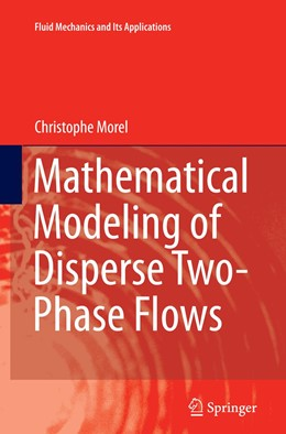 Abbildung von Morel | Mathematical Modeling of Disperse Two-Phase Flows | Softcover reprint of the original 1st ed. 2015 | 2016 | 114