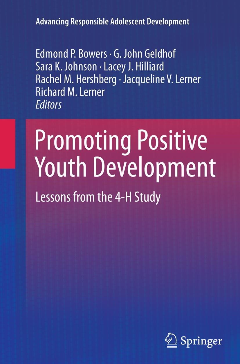 Promoting Positive Youth Development   Bowers / Geldhof / Johnson / Hilliard / Hershberg / Lerner   Softcover reprint of the original 1st ed. 2015, 2016   Buch (Cover)