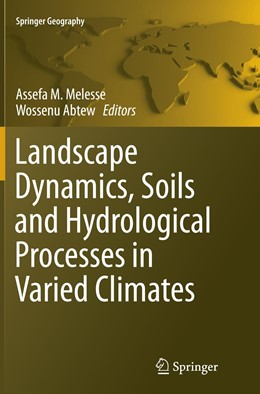 Abbildung von Melesse / Abtew   Landscape Dynamics, Soils and Hydrological Processes in Varied Climates   Softcover reprint of the original 1st ed. 2016   2016