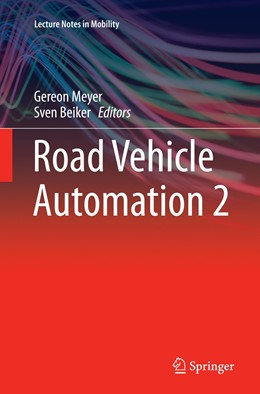 Abbildung von Meyer / Beiker   Road Vehicle Automation 2   Softcover reprint of the original 1st ed. 2015   2016
