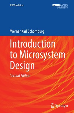 Abbildung von Schomburg | Introduction to Microsystem Design | Softcover reprint of the original 2nd ed. 2015 | 2016