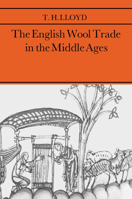Abbildung von Lloyd | The English Wool Trade in the Middle Ages | 2005