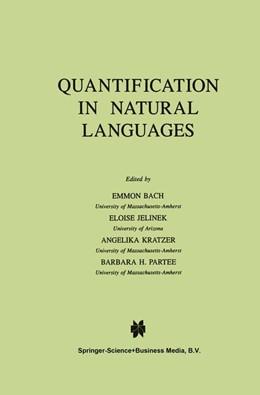 Abbildung von Bach / Jelinek / Kratzer / Partee | Quantification in Natural Languages | 1995 | 54