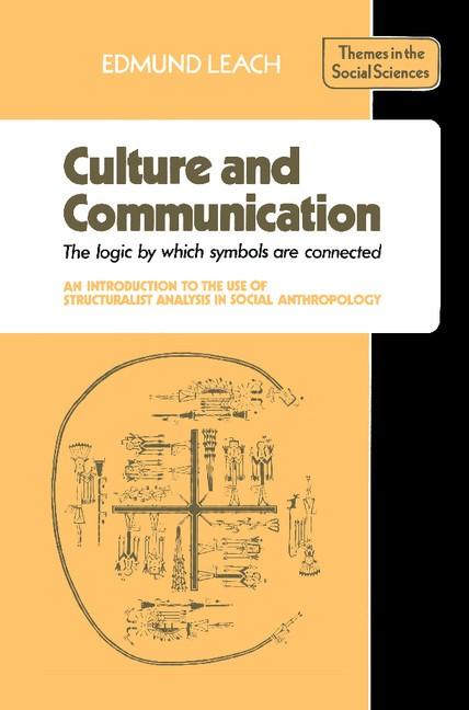 Abbildung von Leach | Culture and Communication | 1976
