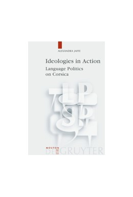 Abbildung von Jaffe | Ideologies in Action | 1999 | Language Politics on Corsica | 3