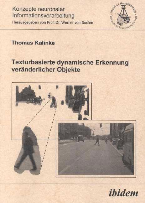 Texturbasierte dynamische Erkennung veränderlicher Objekte | Kalinke / Seelen, 2000 | Buch (Cover)