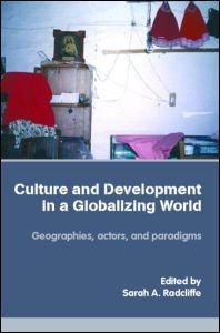 Abbildung von Radcliffe | Culture and Development in a Globalizing World | 2006