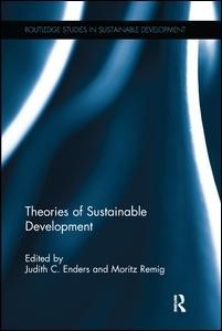 Abbildung von Enders / Remig | Theories of Sustainable Development | 2016