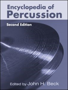 Abbildung von Beck | Encyclopedia of Percussion | 2nd ed. | 2005