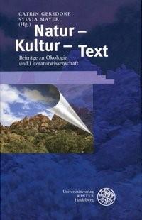 Abbildung von Gersdorf / Mayer | Natur - Kultur - Text | 2005
