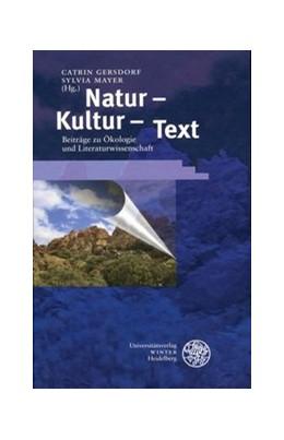 Abbildung von Gersdorf / Mayer | Natur - Kultur - Text | 2005 | Beiträge zu Ökologie und Liter... | 219