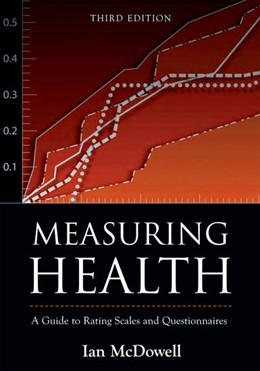 Abbildung von McDowell | Measuring Health | 3rd edition | 2006 | A guide to rating scales and q...