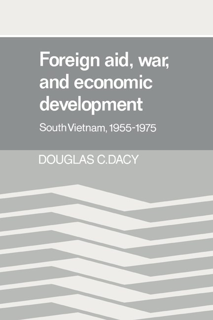 Abbildung von Dacy | Foreign Aid, War, and Economic Development | 1986