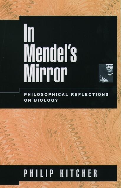 Abbildung von Kitcher   In Mendel's Mirror   2003