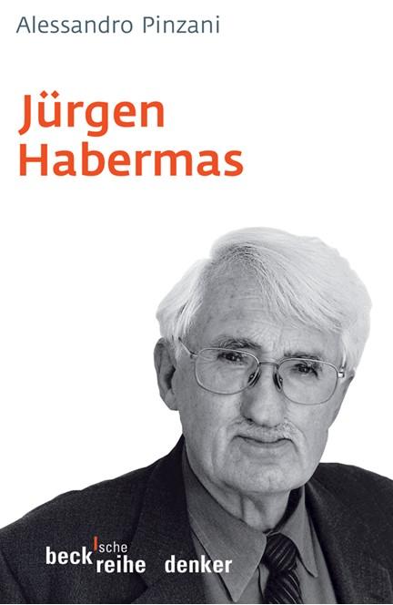 Cover: Alessandro Pinzani, Jürgen Habermas