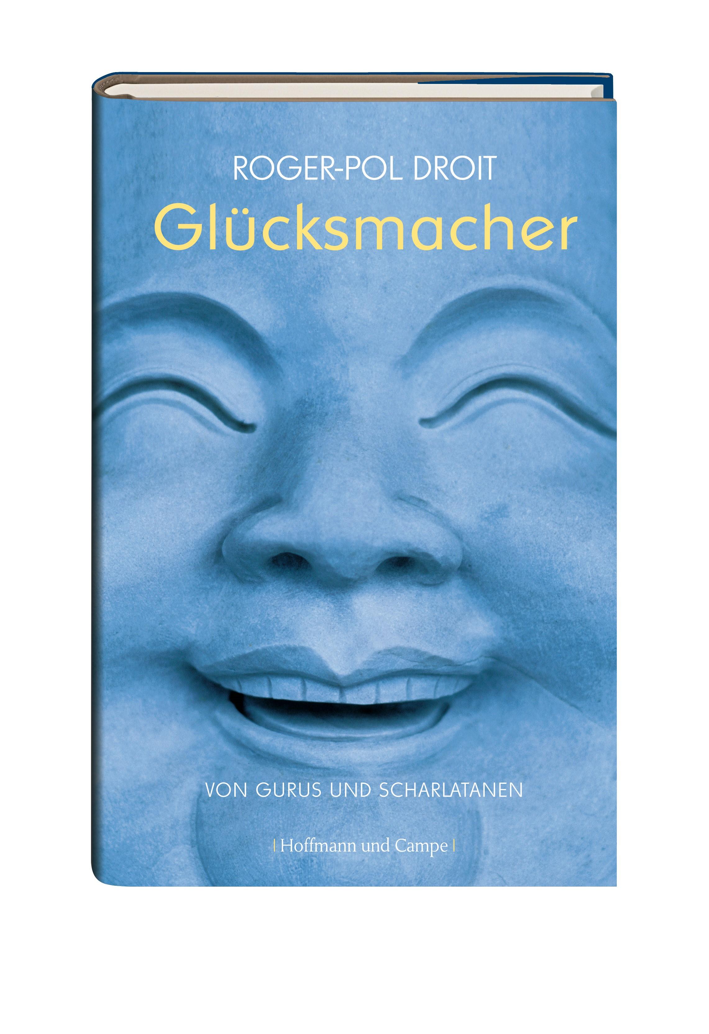 Die Glücksmacher   Droit, 2007   Buch (Cover)