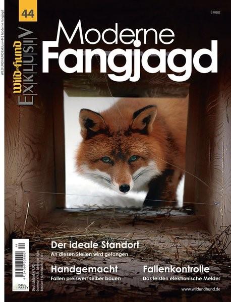 Moderne Fangjagd inkl. DVD   Bothe / Wunderlich / Schmitt, 2014   Buch (Cover)