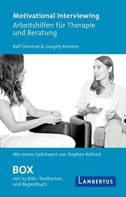 Abbildung von Demmel / Kemény | Motivational Interviewing Box mit Fragekarten | 1. Auflage | 2016 | beck-shop.de