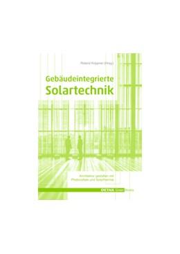 Abbildung von Krippner | Building Integrated Solar Technology | 1. Auflage | 2017 | beck-shop.de