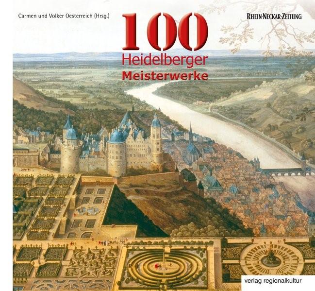100 Heidelberger Meisterwerke | Oesterreich, 2016 | Buch (Cover)