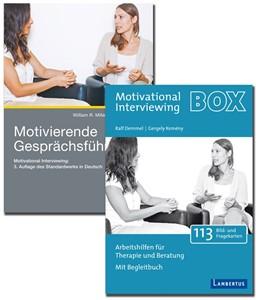 Abbildung von Demmel / Kemény | Motivierende Gesprächsführung - Set mit Buch und Arbeitshilfenkarten | 3. Auflage | 2016 | beck-shop.de