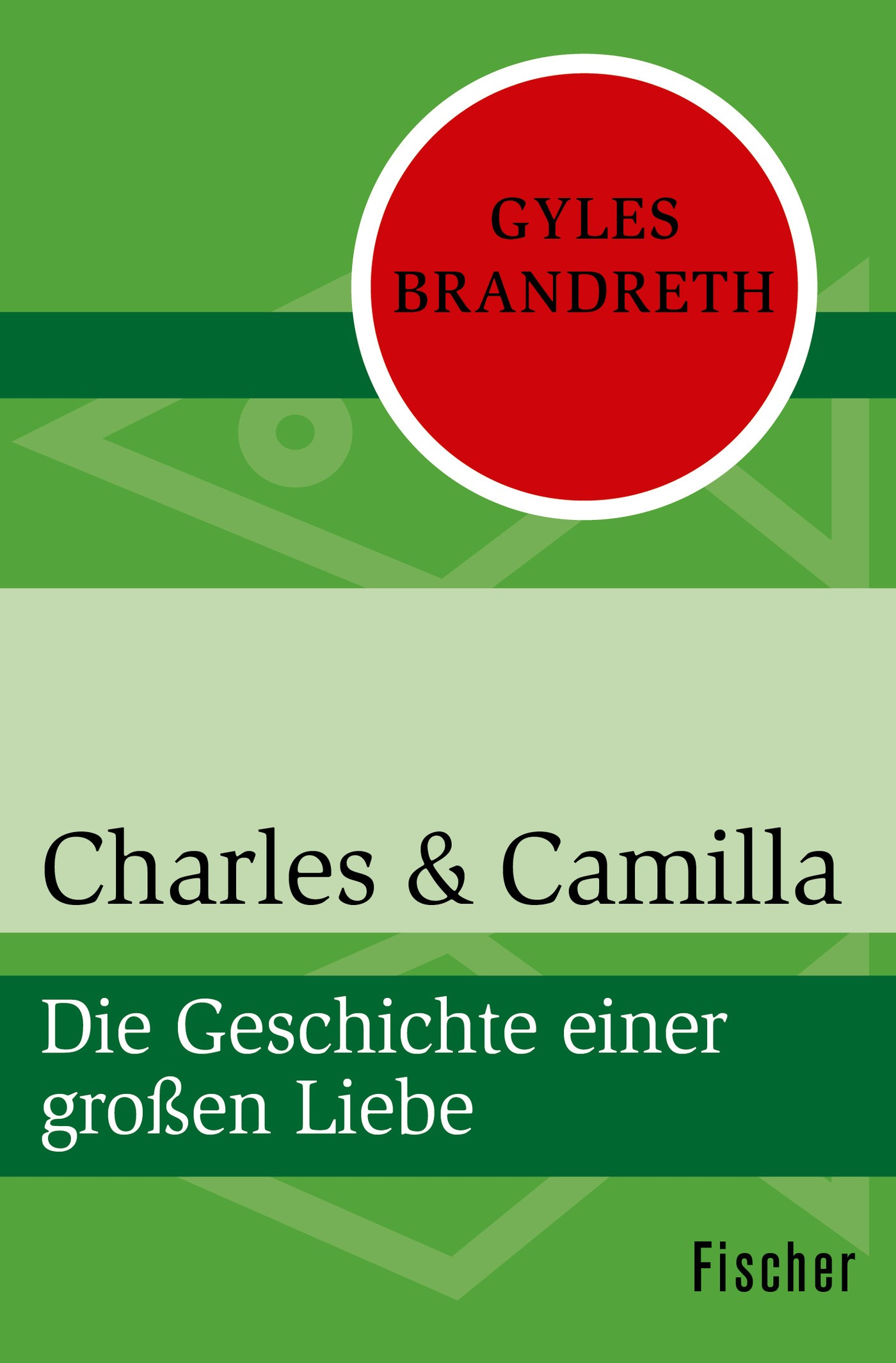 Charles & Camilla | Brandreth, 2016 | Buch (Cover)