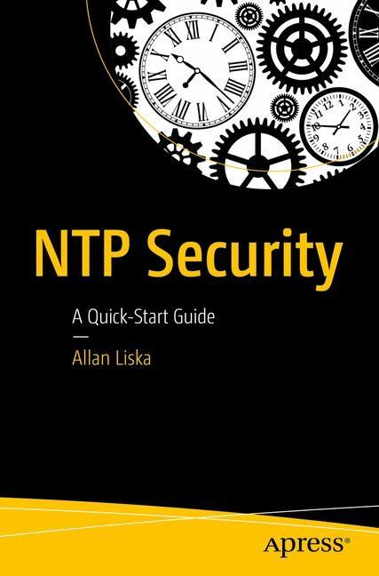 NTP Security | Liska | 1st ed., 2016 | Buch (Cover)