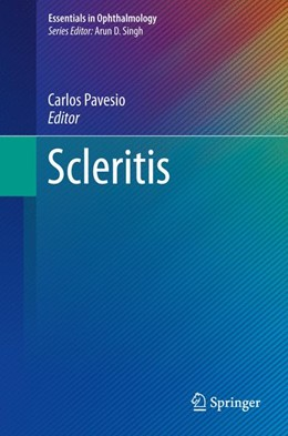 Abbildung von Pavesio | Scleritis | 1. Auflage | 2017 | beck-shop.de
