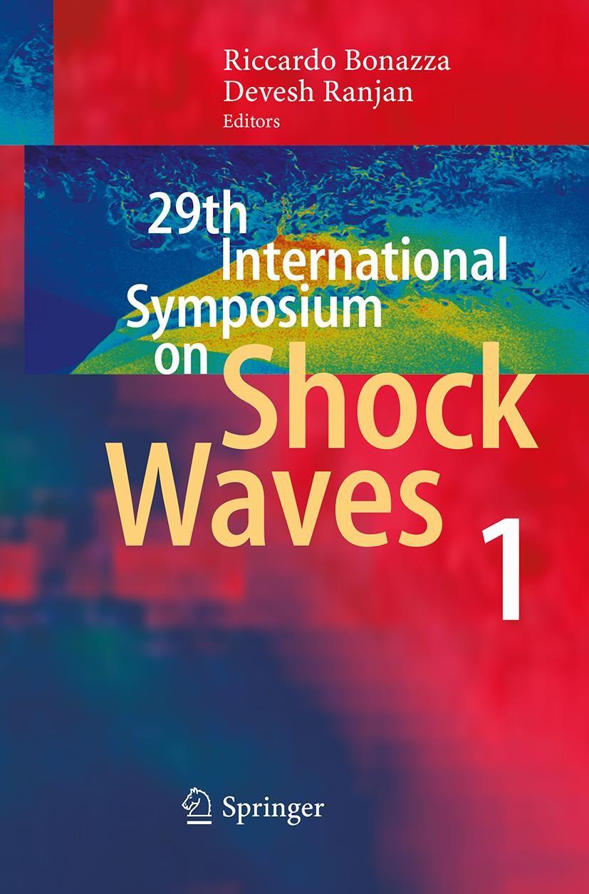 Abbildung von Bonazza / Ranjan | 29th International Symposium on Shock Waves 1 | Softcover reprint of the original 1st ed. 2015 | 2016