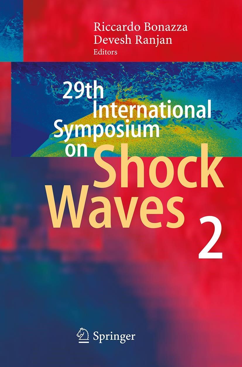Abbildung von Bonazza / Ranjan | 29th International Symposium on Shock Waves 2 | Softcover reprint of the original 1st ed. 2015 | 2016