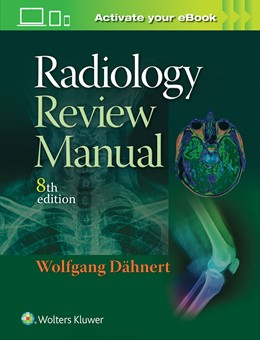 Abbildung von Dähnert   Radiology Review Manual   8. Auflage   2017   beck-shop.de