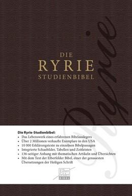Abbildung von Ryrie | Ryrie-Studienbibel - ital. Kunstleder | 1. Auflage | 2017 | beck-shop.de