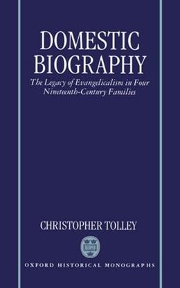 Abbildung von Tolley | Domestic Biography | 1. Auflage | 1997 | beck-shop.de
