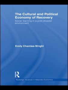 Abbildung von Chamlee-Wright | The Cultural and Political Economy of Recovery | 2010