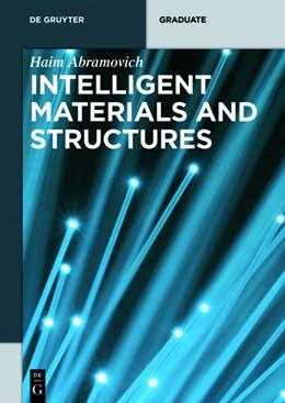 Abbildung von Abramovich   Intelligent Materials and Structures   1. Auflage   2016
