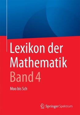 Abbildung von Walz | Lexikon der Mathematik: Band 4 | 2. Auflage | 2016 | beck-shop.de