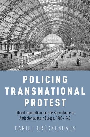 Abbildung von Brückenhaus | Policing Transnational Protest | 2017
